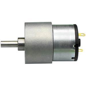 Gearmotor 68 mm, 1:67, 12 V DC EKULIT