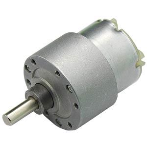 Getriebemotor 70 mm, 1:86, 6 V DC EKULIT