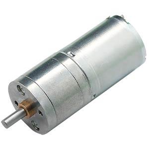 Gearmotor 71,1 mm, 1:125, 3 V DC EKULIT