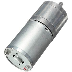Gearmotor 71,1 mm, 1:75, 6 V DC EKULIT