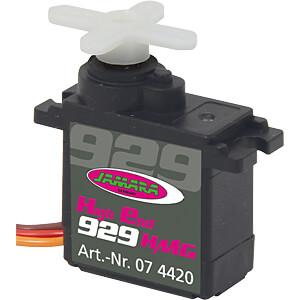 Servomotor 929HMG, 4,8 - 6,0 V JAMARA 074420