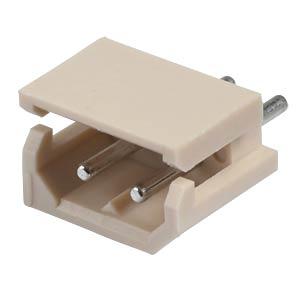 Molex Stiftleiste - SPOX - 1x2-polig - Stecker MOLEX 5267-02A / 2203-5025