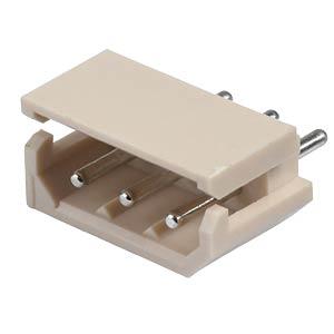 Molex Stiftleiste - SPOX - 1x3-polig - Stecker MOLEX 5267-03A / 2203-5035