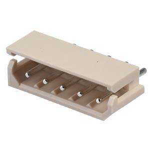 Molex Stiftleiste - SPOX - 1x5-polig - Stecker MOLEX 5267-05A / 2203-5055