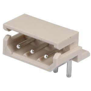 Molex Stiftleiste 90° - SPOX - 1x3-polig - Stecker MOLEX 5268-03A / 2205-7035