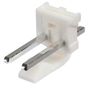 Molex Stiftleiste - KK - 1x2-polig - Stecker MOLEX 41791-0002 / 2660-4020