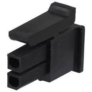 Molex Crimpgehäuse - Micro-Fit - 2x1-polig - Buchse MOLEX 43025-0200