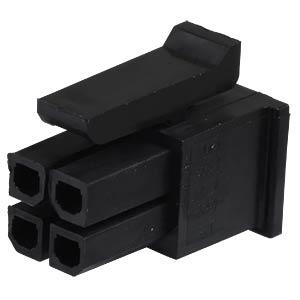 Molex Crimpgehäuse - Micro-Fit - 2x2-polig - Buchse MOLEX 43025-0400