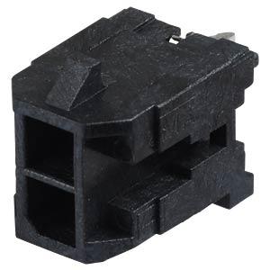 Molex Stiftleiste - Micro-Fit - 2x1-polig - Stecker MOLEX 43045-0212
