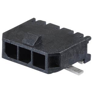 Molex Stiftleiste SMD - Micro-Fit - 1x3-polig - Stecker MOLEX 43650-0312