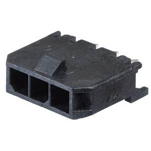 Molex Stiftleiste - Micro-Fit - 1x3-polig - Stecker MOLEX 43650-0315