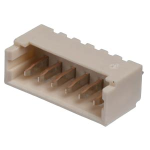 Molex Stiftleiste - PicoBlade - 1x6-polig - Stecker MOLEX 53047-0610