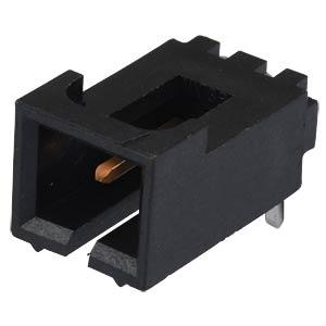 Molex Stiftleiste - SL - 1x2-polig - Stecker MOLEX 70553-0001