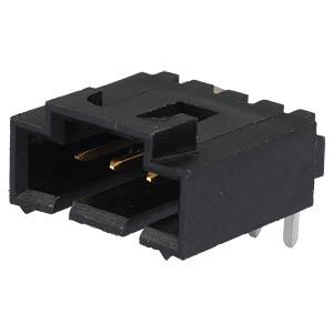 Molex Stiftleiste - SL - 1x4-polig - Stecker MOLEX 70553-0003