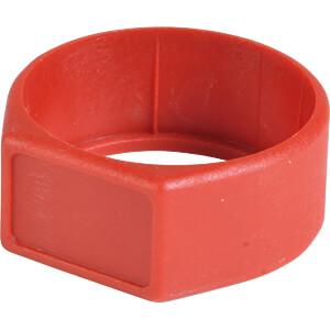 Farbkennring für XLR-Stecker/-Kupplung, rot NEUTRIK XCR2