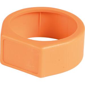 Farbkennring für XLR-Stecker/-Kupplung, orange NEUTRIK XCR3