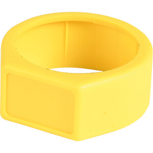 Markierungsring, gelb, für XLR-Steckverbinder NEUTRIK XCR4