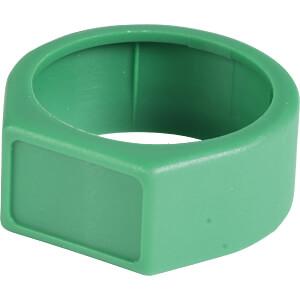 Farbkennring für XLR-Stecker/-Kupplung, grün NEUTRIK XCR5