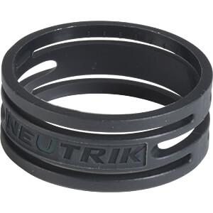 XLR-Codierring, Markierungsring, schwarz NEUTRIK XXR-0