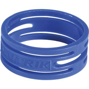 XLR-Codierring, Markierungsring, blau NEUTRIK XXR-6