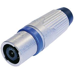Neutrik Speakon cable coupling, 4-pin NEUTRIK NLT4MX