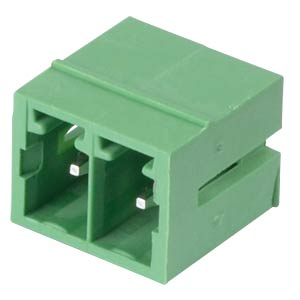 Stiftleiste - 2-pol, RM 3,81 mm, 0° RND CONNECT RND 205-00133