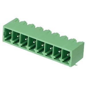Stiftleiste - 8-pol, RM 3,81 mm, 0° RND CONNECT RND 205-00139