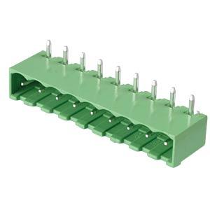 Stiftleiste - 9-pol, RM 5 mm, 90° RND CONNECT RND 205-00173