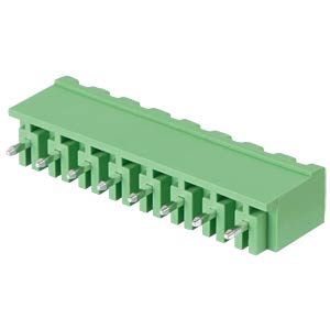 Stiftleiste - 8-pol, RM 5,08 mm, 0° RND CONNECT RND 205-00194