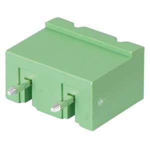 Stiftleiste - 2-pol, RM 7,5 mm, 0° RND CONNECT RND 205-00254