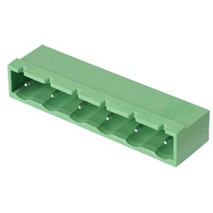 Stiftleiste - 6-pol, RM 7,5 mm, 0° RND CONNECT RND 205-00258