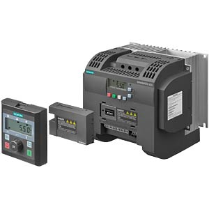 Sinamics V20 Umrichter, 0,37 kW, 2,3 A SIEMENS 6SL32105BB137AV0