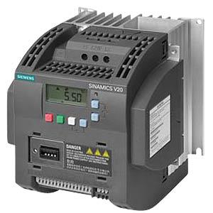 Sinamics V20 Umrichter, 1,5 kW, 7,8 A SIEMENS 6SL32105BB215AV0