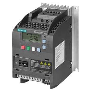 Sinamics V20 Umrichter, 1,5 kW, 4,1 A SIEMENS 6SL32105BE215CV0