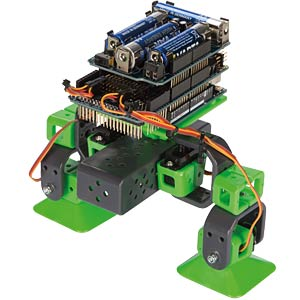 Kit de robot TWO LEGGED ALLBOT VELLEMAN VR204