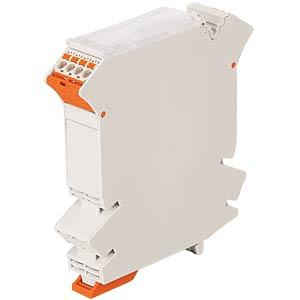 modular empty case, 1-1-CL, 2-2-JS, 4-pole WAGO 2857-124