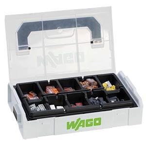 WAGO Klemmen-Sortimentsbox - L-Boxx Mini WAGO 887-950