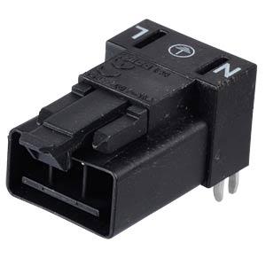 Mini PCB Stecker, für Leiterplatten, 3-pol, gew. WAGO 890-813/011-000