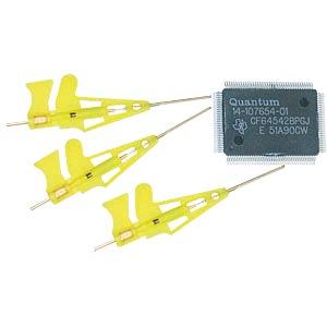 Challenger-Clip, gelb ELECTRO PJP 6800-GELB