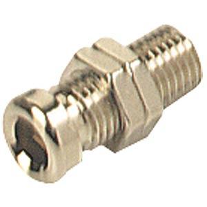 Buche, 4 mm, Schraubverschluss, blank HIRSCHMANN TEST & MEASUREMENT 930160000