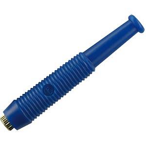 2,0 mm Miniatur-Kupplung , blau HIRSCHMANN TEST & MEASUREMENT 935985142
