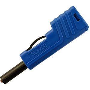 4,0 mm Sicherheitsstecker HIRSCHMANN TEST & MEASUREMENT 932153102
