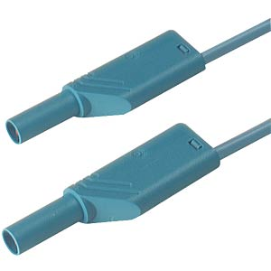 4,0mm Sicherheits-Messleitung MLS WS200 blau HIRSCHMANN TEST & MEASUREMENT 934069102