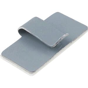 Kabelhalter, selbstklebend, Metall 100er-Pack RND CABLE RND 475-00480