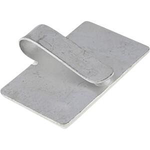 Kabelhalter, selbstklebend, Metall 100er-Pack RND CABLE RND 475-00481