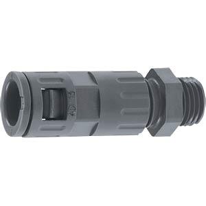 SILVYN® KLICK GPZ-M 40 x 1,5 - grau LAPPKABEL 55500850