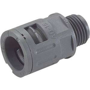 SILVYN® KLICK-M 20 x 1,5/1 - schwarz LAPPKABEL 55501045