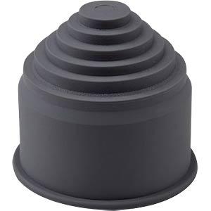 SILVYN® K-EM - 10 mm, schwarz LAPPKABEL 65500205
