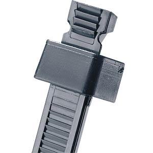 Kabelbinder, wiederlösbar, 279 mm, schwarz PANDUIT SST3I-C0