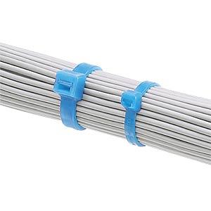 Kabelbinder, standard, 371 mm, hellblau PANDUIT PLT4S-C76
